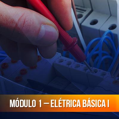 Módulo 1 – Elétrica Básica